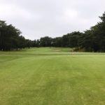 土浦カントリーゴルフクラブ 大型台風