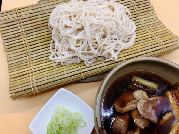 鴨肉料理 鴨せいろ蕎麦の作り方