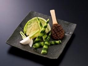 野菜料理 生野菜に合う味噌 【焼き味噌】の作り方