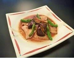 ご飯がすすむ 豚バラ肉と茄子のからし醤油炒めの作り方