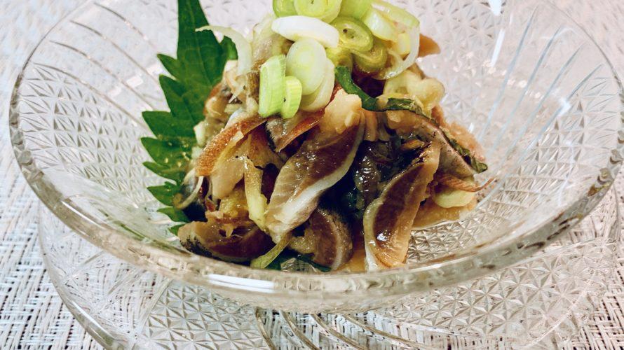 千葉県漁師料理 イワシのたたき~ナメロー風~
