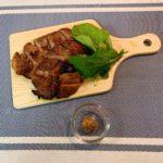 肉料理レシピ 簡単漬けて焼くだけ 〖ローストポーク〗の作り方