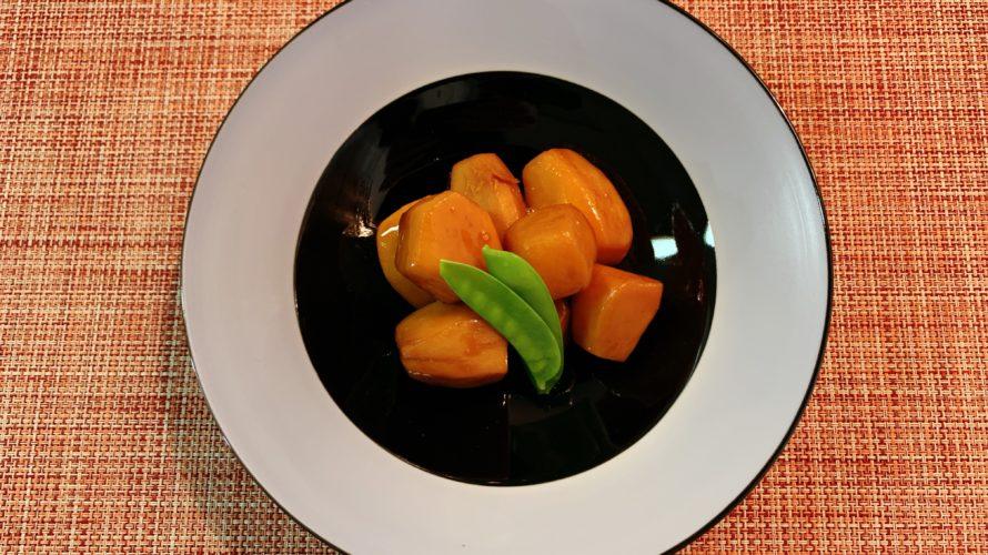 おふくろの味 里芋の煮っころがし