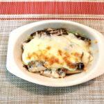 〖オイルサーディンのチーズ焼き〗の作り方 缶詰め料理レシピ