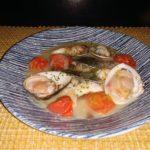冬が旬の魚でイタリアン 真鱈とハマグリのアクアパッツァの作り方