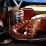 〖タコの桜煮〗の作り方 魚介料理レシピ 土鍋で作るタコの柔らか煮