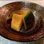 しっとり美味く栄養満点 南瓜の塩煮