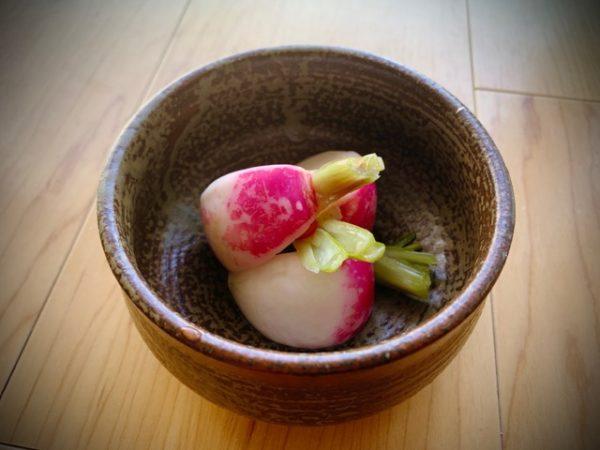 〖あやめ蕪の甘酢漬け〗の作り方 野菜料理レシピ 簡単漬け物づくり