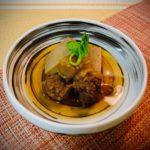 肉料理レシピ 煮込み料理 【肉団子と高野豆腐の肉豆腐】の作り方