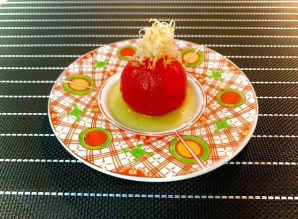 〖冷やし出汁トマト〗の作り方 野菜料理レシピ トマト料理