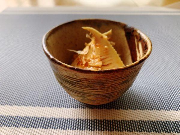 野菜料理レシピ 春野菜の代表格 〖竹の子のピリ辛コチジャン和え〗の作り方