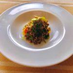 美味しい中華料理 牛ひき肉とピーマンの甘辛炒めレシピ