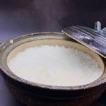 絶品 ふっくら美味しい 土鍋ご飯
