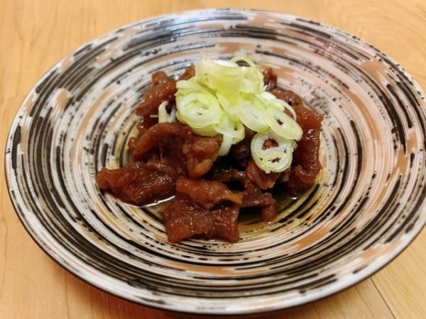 肉料理 コリコリ食感がたまらない 〖牛すじの味噌煮込み』の作り方