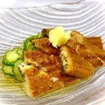夏におすすめ うなぎ料理 鰻ざく(うざく)の作り方