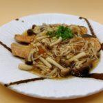 秋が旬の鮭 秋鮭ときのこの生姜餡 簡単レシピ