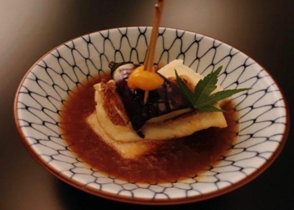 魚料理レシピ 『鯛を使った料理』 鯛と野菜の揚げ出しの作り方