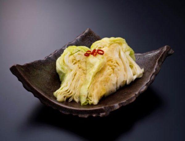野菜料理レシピ キャベツとエバラ浅漬けの素で作る 〖ハルピンキャベツ〗の作り方