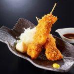 簡単旨い串カツ 豚バラ肉の串カツレシピ
