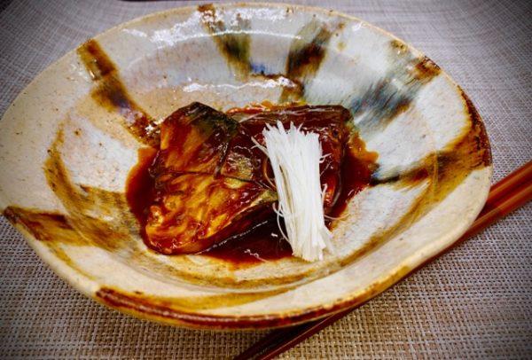 赤味噌で作る 鯖(サバ)の味噌煮の簡単レシピ