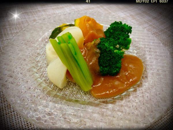 野菜を美味しく 温野菜の酢味噌掛けの簡単レシピ