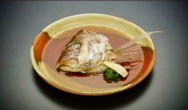 魚料理 簡単美味しい煮魚 【鯛の兜煮】の作り方