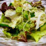 【チョレギサラダ】の作り方 サラダレシピ 韓国料理