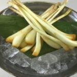 野菜料理 沖縄名産 【島らっきょうの醤油漬け】の作り方