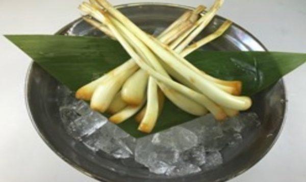 【島らっきょうの醤油漬け】の作り方 野菜料理 沖縄名産