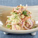 野菜料理レシピ 手作りドレッシング 【ワンランク上の美味しいポテトサラダ】の作り方