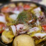 〖イカのアヒージョ〗の作り方 魚介料理レシピ 簡単スペイン料理