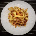 〖油揚げのピリ辛カリカリ焼き〗の作り方 豆腐料理レシピ お酒のあてに最高❕