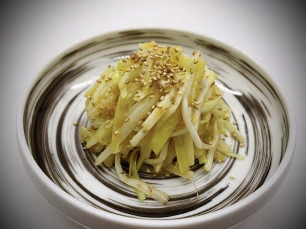 〖黄ニラの生姜ナムル〗の作り方 野菜料理レシピ シャキシャキ食感がたまらない