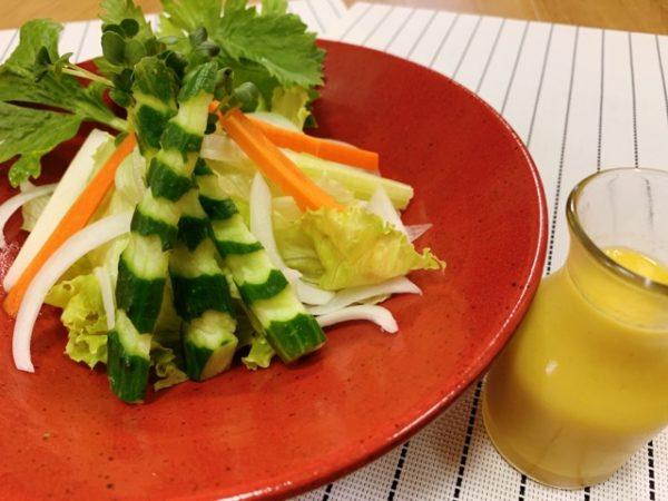 〖とうもろこしのドレッシング〗の作り方 夏野菜レシピ 野菜を美味しく
