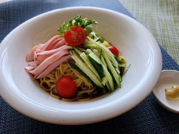 〖冷やし中華〗の作り方 麺料理レシピ 夏の冷やし麺