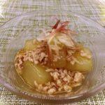 〖冬瓜のそぼろ餡掛けの冷やし鉢〗の作り方 夏野菜料理レシピ 冷たい煮物