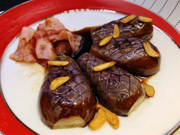 絶品ステーキソース〖ゼブラ茄子のステーキ〗の作り方 野菜料理レシピ