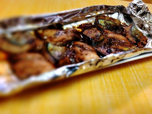 〖サンマの肝醤油焼き〗の作り方 秋が旬の魚料理